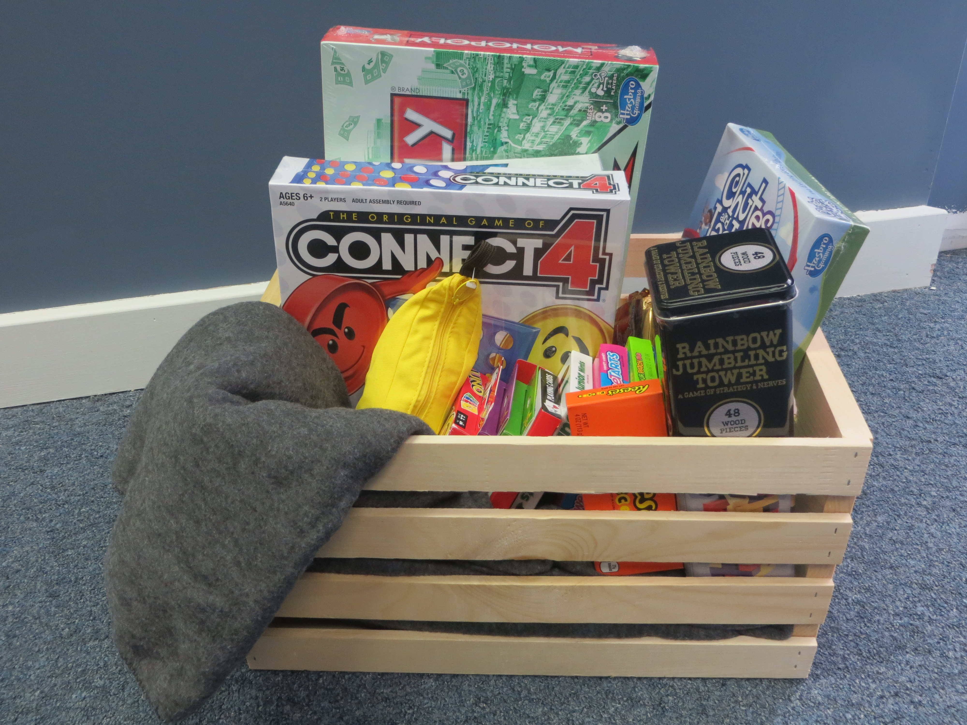 3000 In Items Previous Next Family Game Night Basket