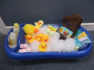 Baby Bath & Bubbles