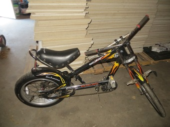 Schwinn Orange County Choppers Stingray Bike