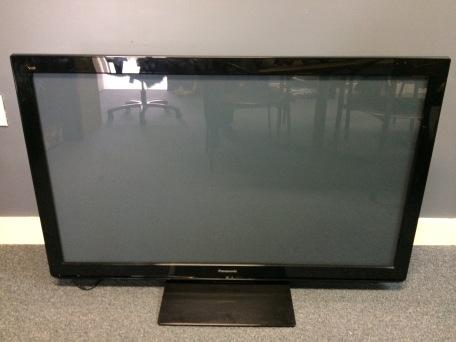 """50"""" Plasma, Smart TV"""