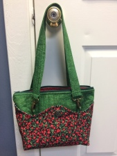 Handmade Reversible Pocketbook