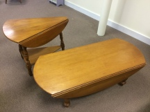 Conant & Ball Coffee & End Table Set