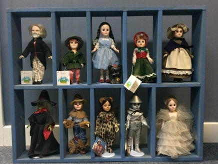 Wizard of Oz Doll Collection