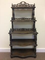 Victorian Bookshelf