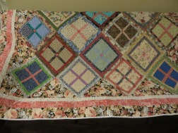 Beautiful Handmade Quilt
