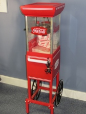 Coca-Cola Popcorn Machine