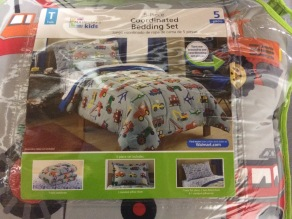 5 Piece Twin Comforter Set