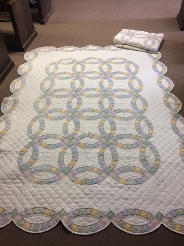 Set of 2 Twin Size Quilts