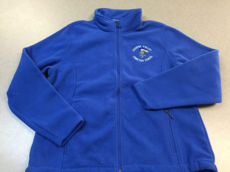 XL Fleece w/ OVCS Logo