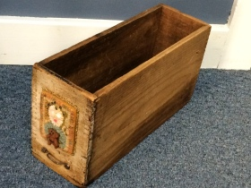Handcrafted Catch All Box