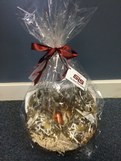 """Take a Coffee Break"" Gift Basket"
