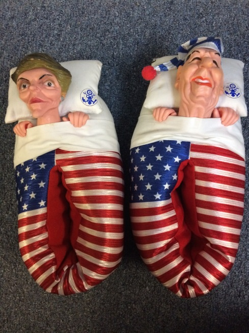 Ron and Nancy Slippers