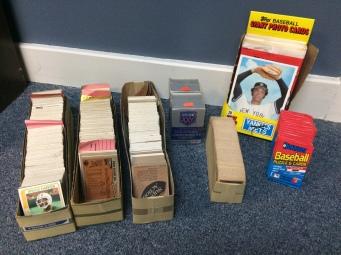1980's Sports Card Lot
