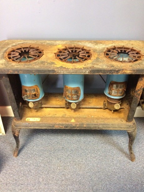 Early 1900's Standard Oil Stove