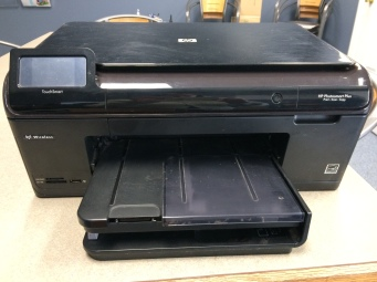 HP Photo Smart Plus Printer with New Ink