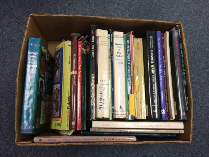 Antique & Collectible Book Lot